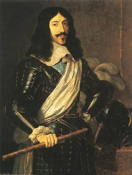 Champaigne King Louis XIII